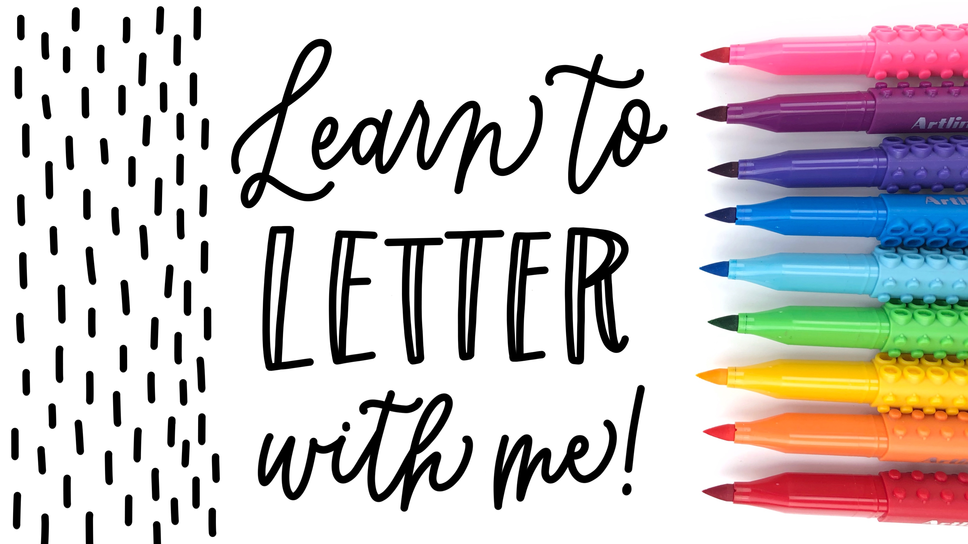 Learn to Letter