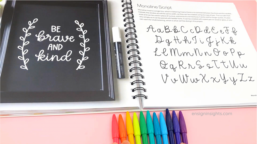 7 Hand Lettering Styles for Beginners to Master