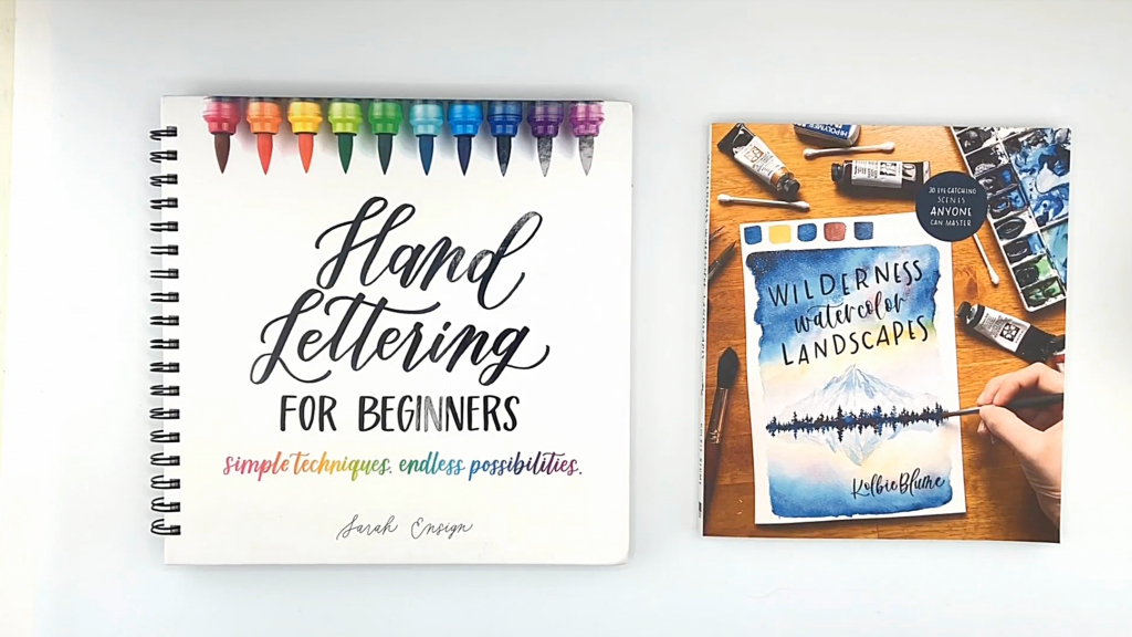 hand lettering and watercolor; watercolor calligraphy background; watercolor calligraphy pen; hand lettering for beginners; watercolor for beginners;